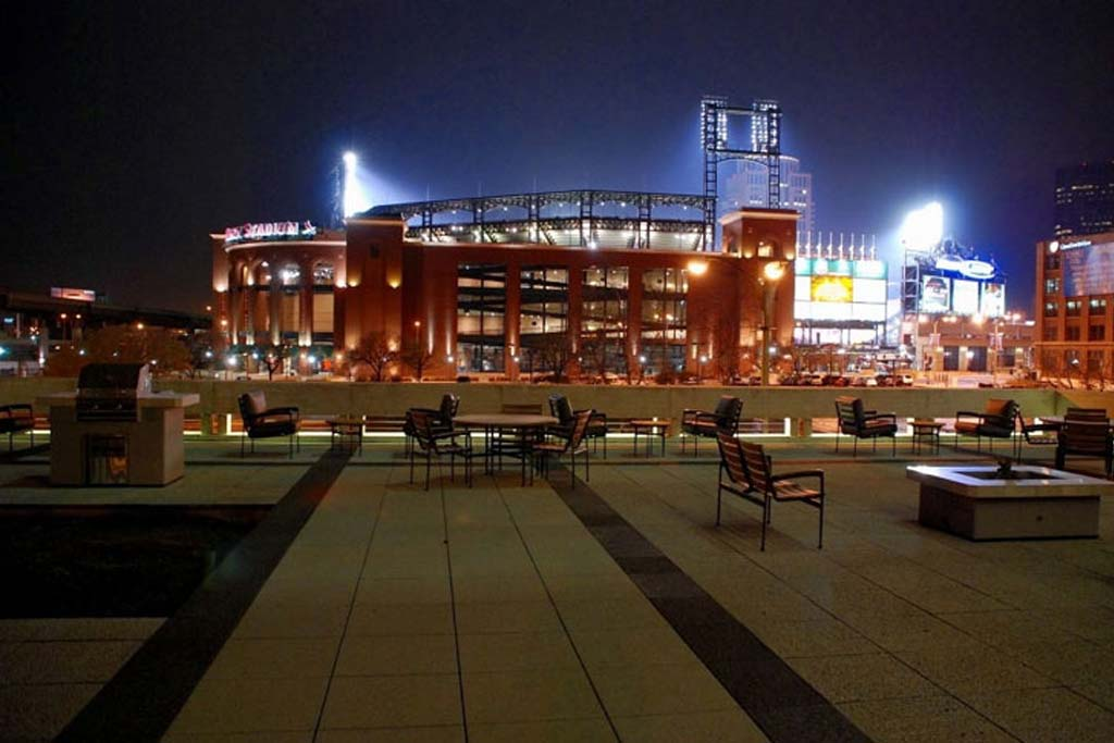 Busch Stadium Downtown Apartments